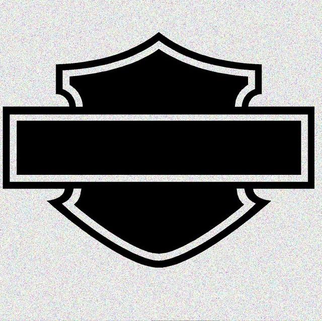 Harley Davidson Quot Bar Amp Shield Quot Vinyl Sticker 5 Quot X 4 Quot Quot New